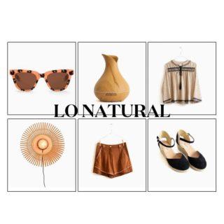 LO NATURAL.Para ti o para tu casa, siempre es un acierto.www.tiendaspardo.com#natural #primavera #style #colores #nude #moda